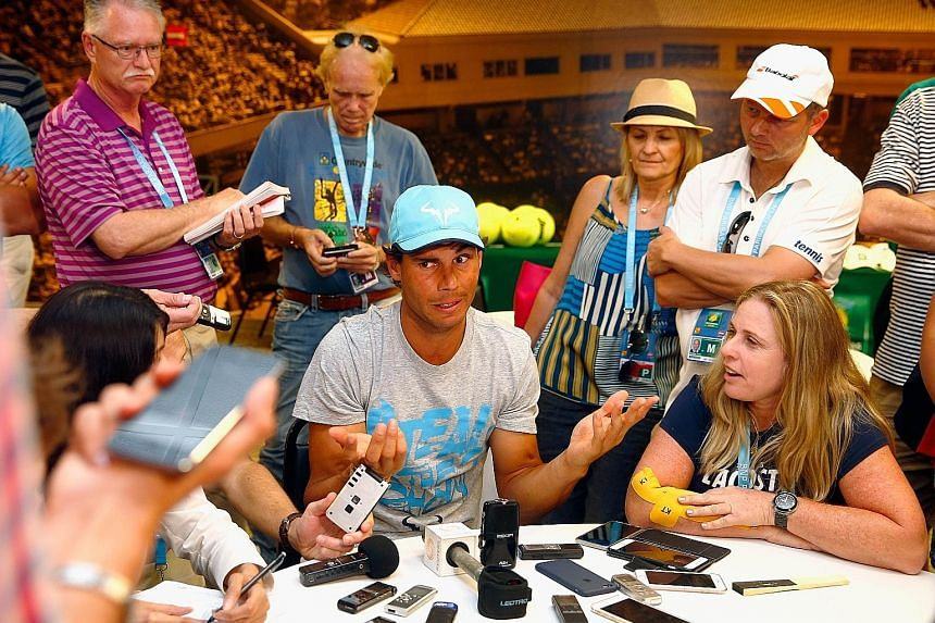 """Speaking to the media ahead of the Indian Wells Masters, Rafael Nadal said Maria Sharapova must pay for her neglecting new doping regulations. He also denied ever using banned substances, calling himself """"completely clean"""". The Spaniard is the fourth"""