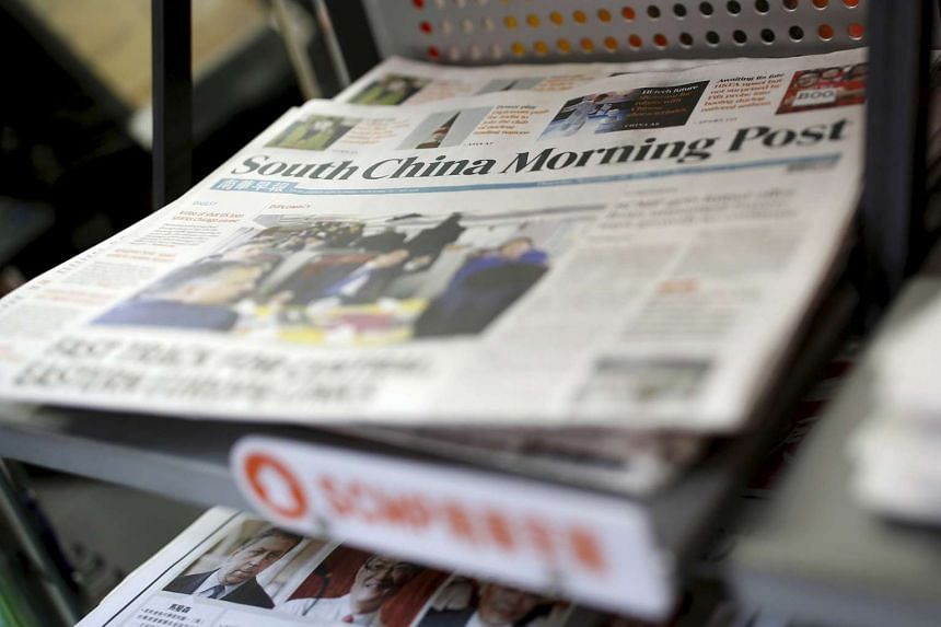 The South China Morning Post website is no longer accessible in China.