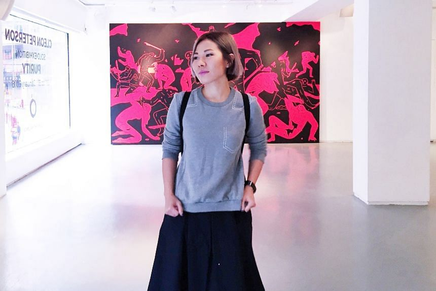 Illustrator Candice Phang