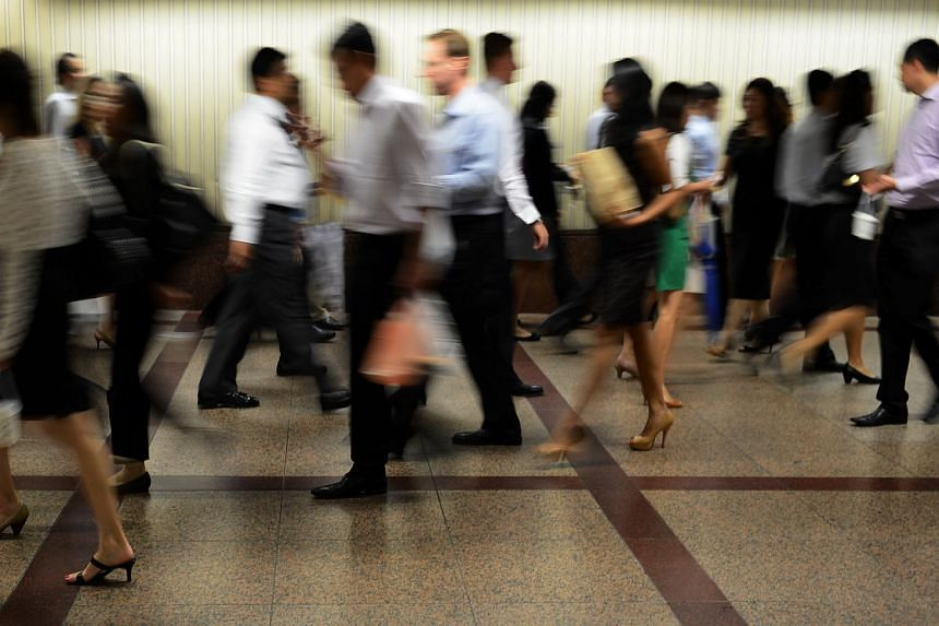 More Singapore residents in their mid- to late-20s are staying single as they put their careers before marriage.