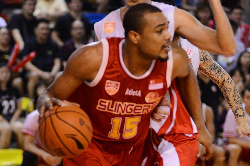 The Slingers' Xavier Alexander led all scorers with 27 points last night. The Slingers lead the ABL Finals 1-0, with the first team to three victories winning the title.