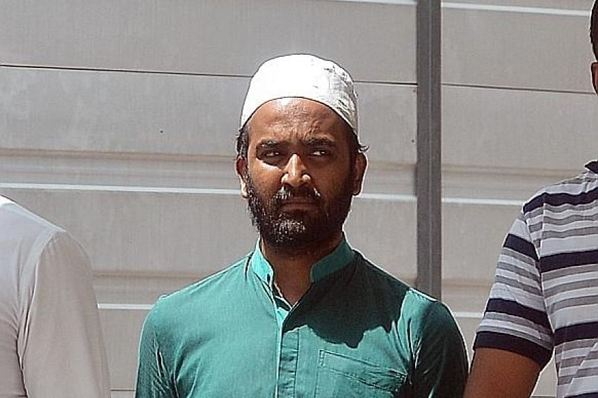 A court heard that Jalaludeen gained $552,750, one of the largest profits made by such an offender. His average monthly profit: $8,250.