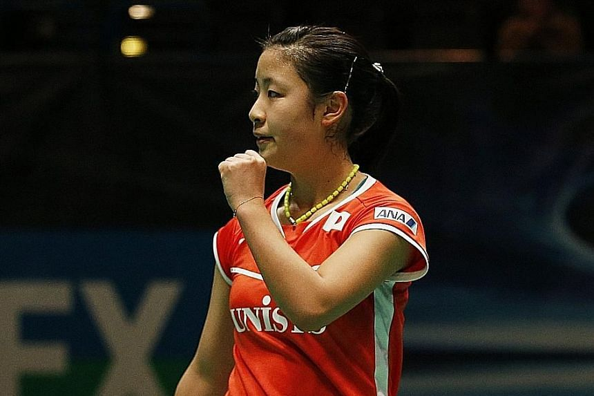 Japanese shuttler Nozomi Okuhara says her 1.55m stature is not a drawback as it aids her speed. She and Kento Momota have redefined Japan's role on the world badminton circuit.