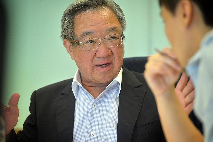 """Raffles Medical Group (RMG) chief executive Loo Choon Yong says the group will remain focused on its core healthcare operations and """"will only own a property when it makes sense, for instance, to help us mitigate clinic rental in prime locations"""". Th"""