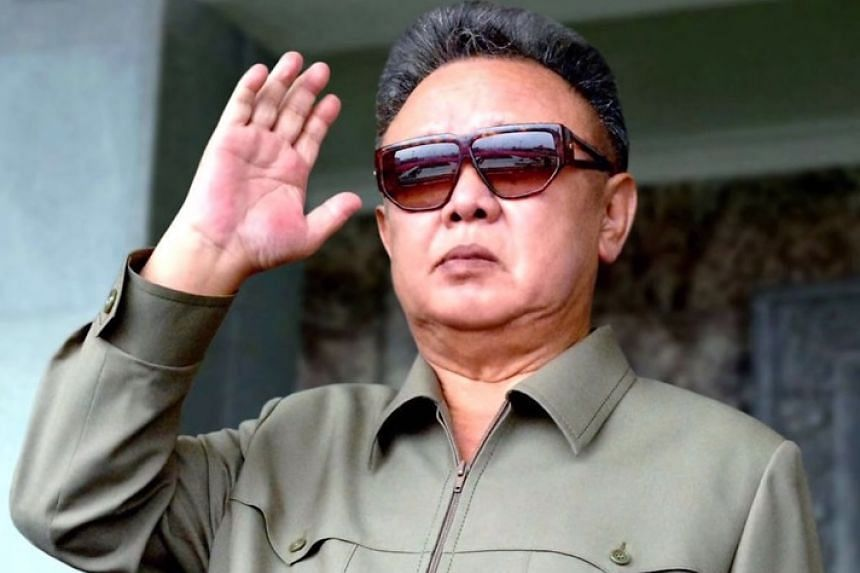 Scientists for Kim Jong-il (above) were tasked with developing aphrodisiacs and replicating the leader's favourite western brand of cigarette.