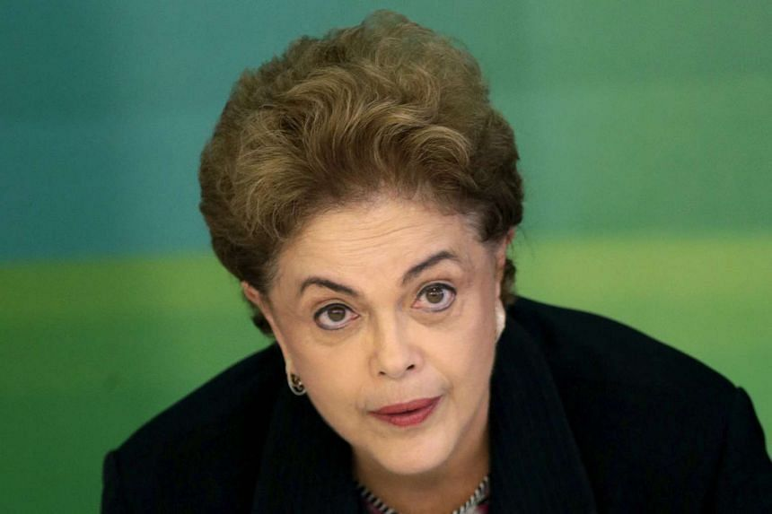 Rousseff is facing an impeachment drive, a bruising recession and a massive scandal at state oil company Petrobras, among other issues.