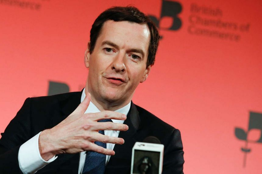 George Osborne sought to affirm his commitment to fiscal discipline with his plan to turn Britain's budget deficit into a surplus by the end of the decade.