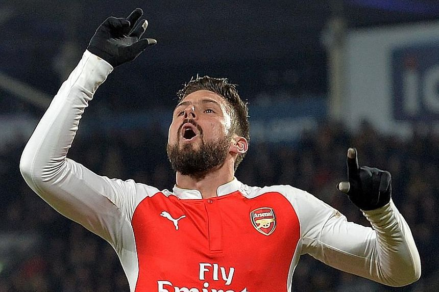 Arsenal striker Olivier Giroud is back among the goals after his brace against Hull. The Frenchman will look to continue his scoring form against Watford to bring the Gunners to Wembley for the semi-finals.