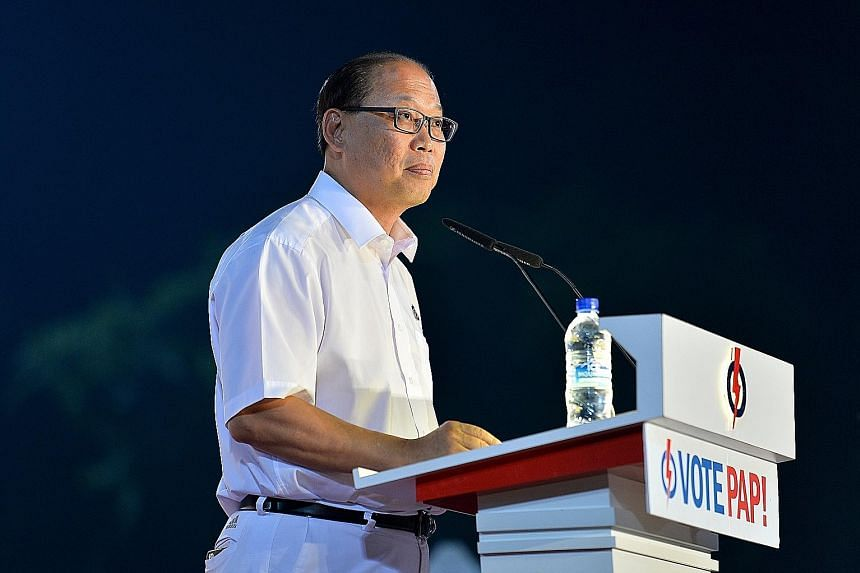 Mr Ong (above) is the third MP in five years to resign from his seat because of an affair. PM Lee noted Mr Ong's diligent service and said his resignation was in the best interests of the constituents, the party and his family.
