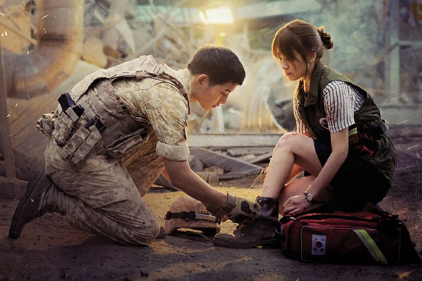 The KBS2 drama Descendants of the Sun hit 440 million views on Chinese online video platform iQiyi.