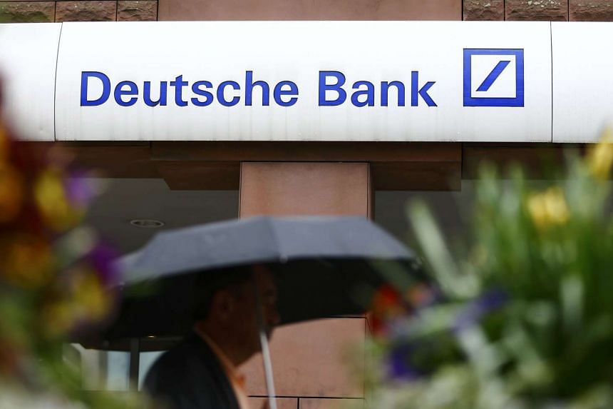 Deutsche Bank raised the fixed pay for its employees to help offset some of the drop in their bonus payments.