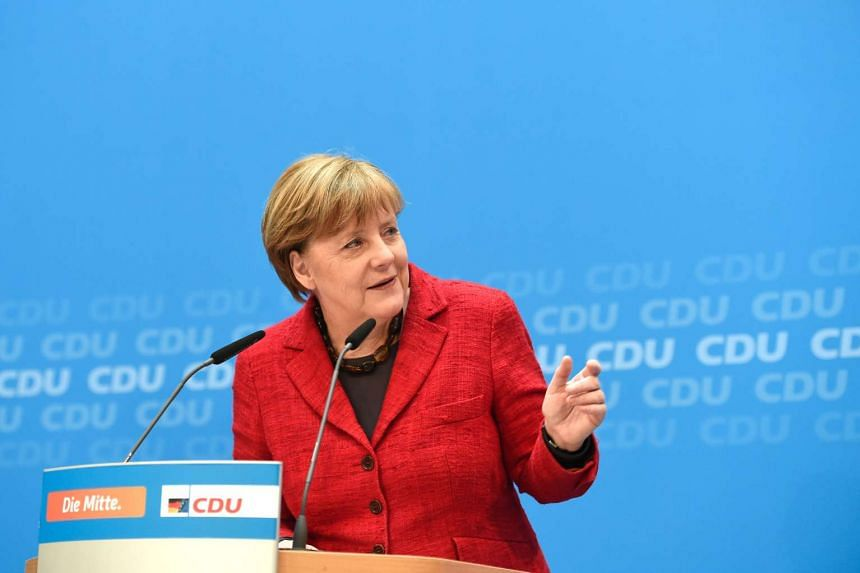 German Chancellor Angela Merkel said that she will keep pushing for a Europe-wide solution to the migrant crisis.