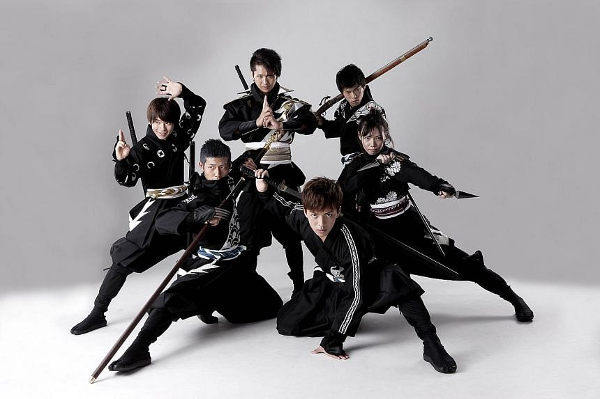 Central Japan's Aichi prefecture said it is hiring full-time ninjas to promote tourism in the area, which is known for the historic Nagoya Castle.