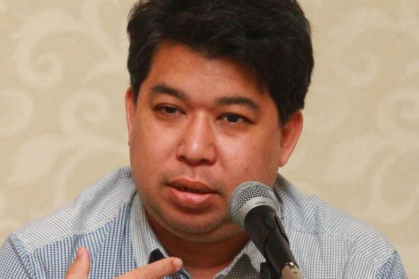 The Malaysian Insider (TMI) editor Jahabar Sadiq.