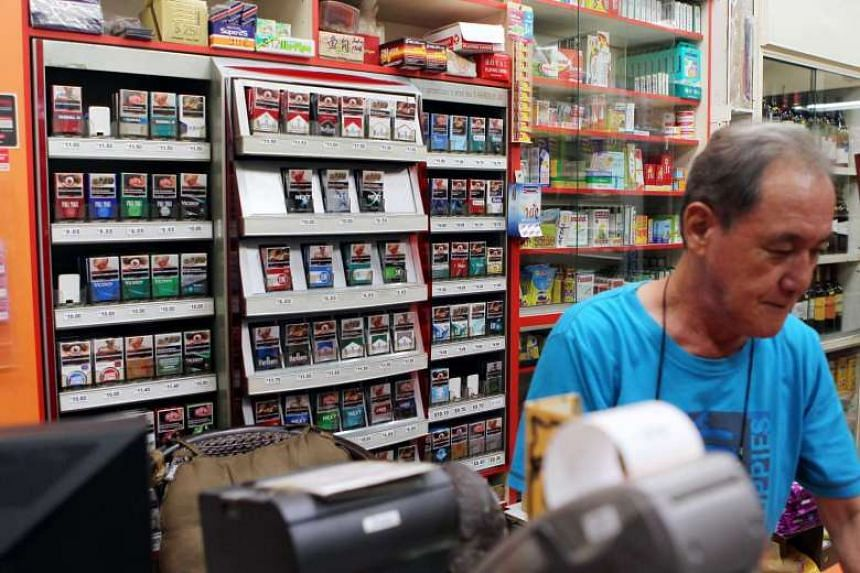 Retailers will have to keep tobacco products out of sight from early next year.
