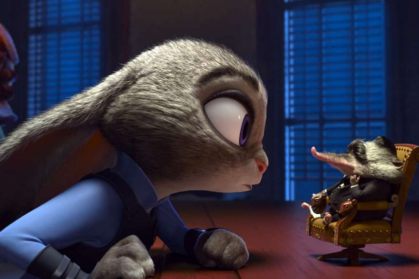 Disney's Zootopia tops the box office in the US again.