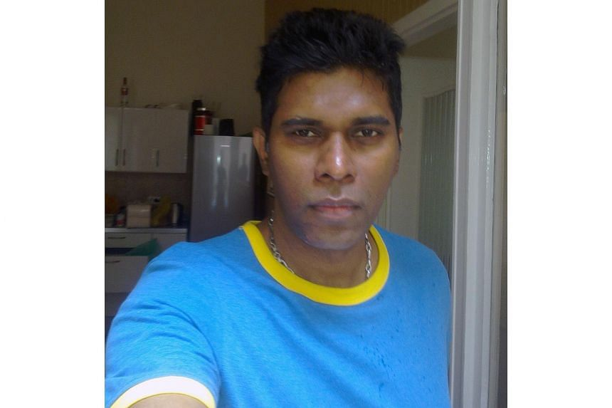 Convicted match-fixer Wilson Raj Perumal.
