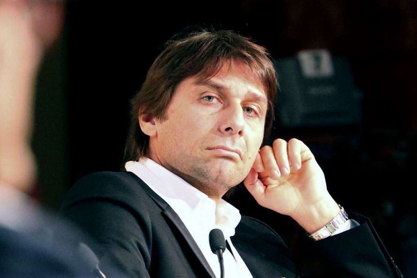 Antonio Conte is contracted to Italy until the end of the June 10- July 10 European Championship in France.