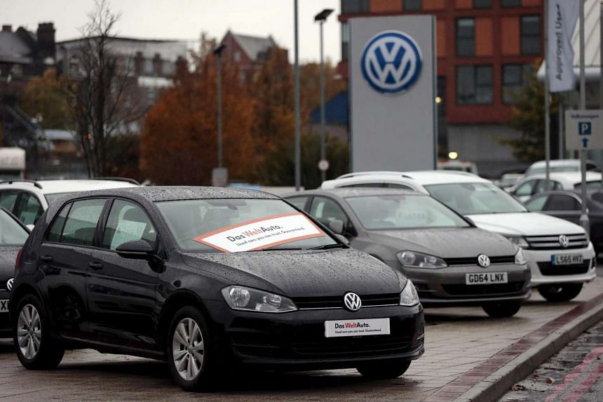 Volkswagen is being sued by investors for more than €3 billion (S$4.5 billion) in damages over the carbon emissions scandal.