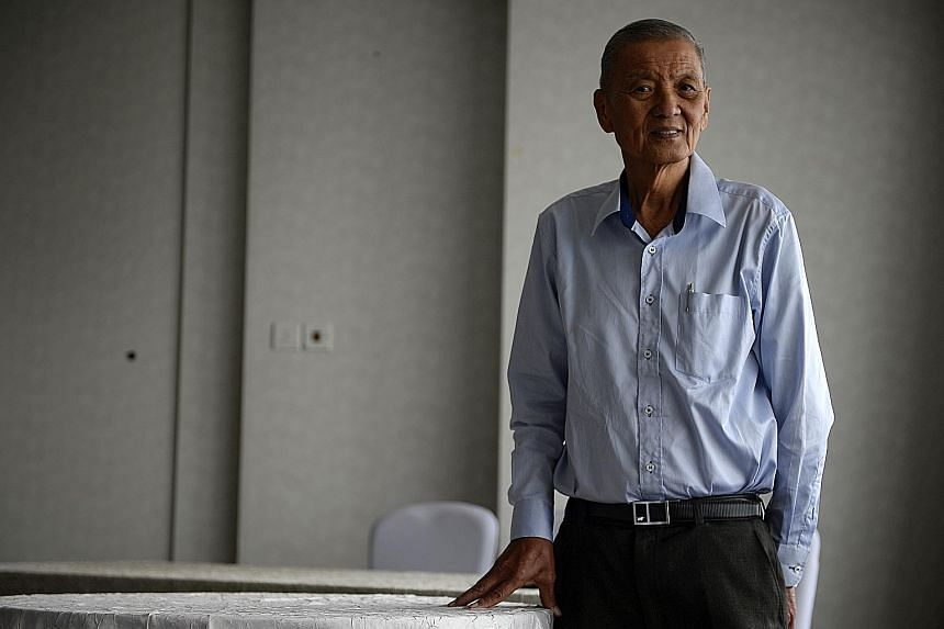 """Mr Chew says that he used to get breathless from just walking a very short distance. But after taking Entresto, the 70-year-old """"can walk up to 20 minutes and even climb the stairs""""."""