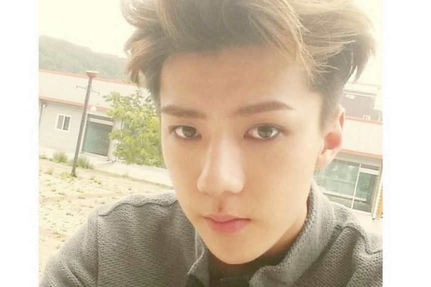 Sehun will play the male lead in the Korean-Chinese film I Love Catman.