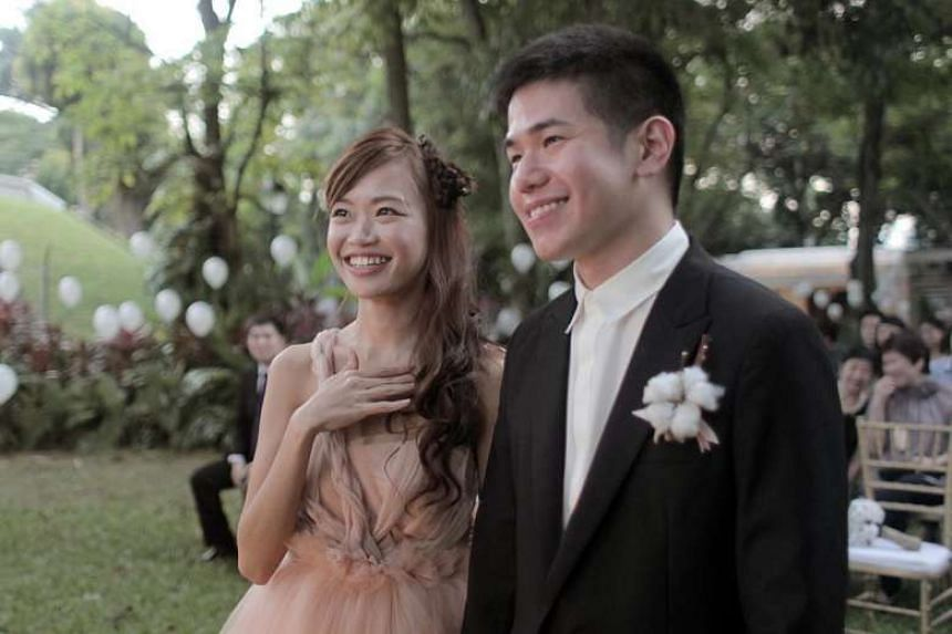 Ms Karen Wai and Mr Jean Paolo Ty.