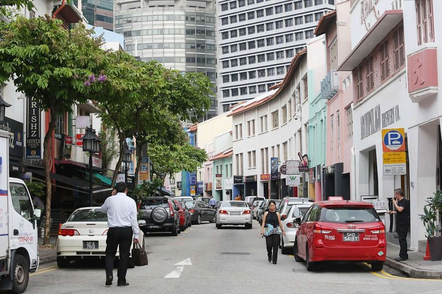 The stretch of Circular Road between Lor Telok and North Canal Road will be closed this weekend for the St Patrick's Day Street Festival.