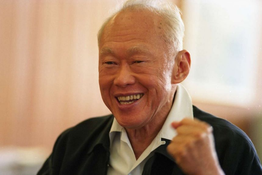 MCCY said individuals and organisations have come forward to commemorate the late Mr Lee in different ways.