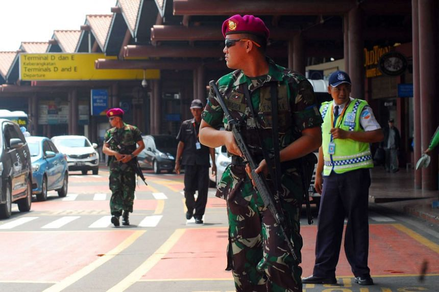 Indonesian security forces killed two ethnic Uighur Chinese in Sulawesi after they joined the terror network led by wanted militant Santoso.