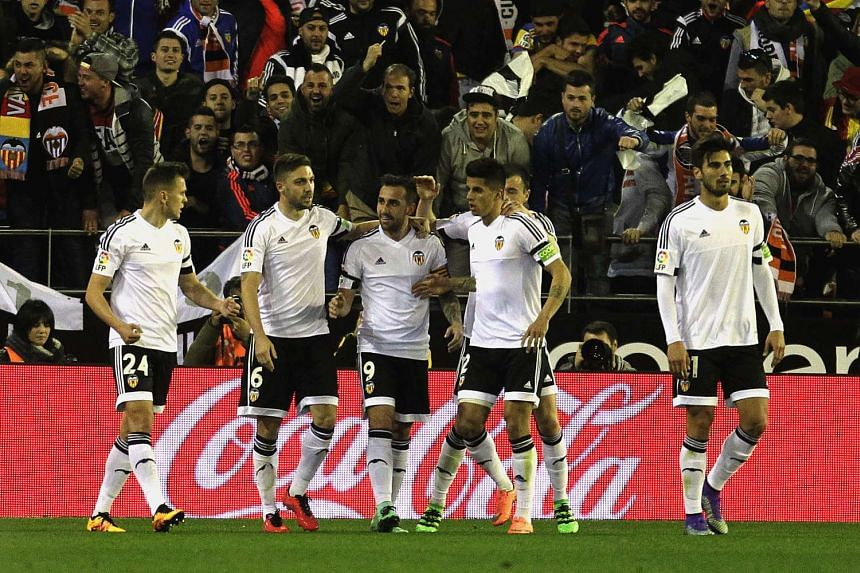 Spanish club Valencia will not be playing at the Sports Hub this year, the club said on March 16, 2016.