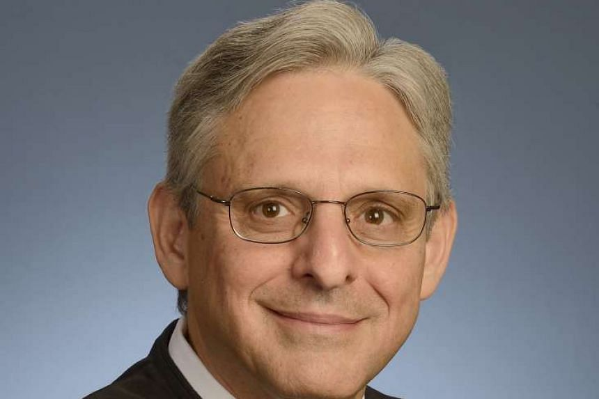 Judge Merrick Garland (above) could be President Barack Obama's nomination to the Supreme Court.