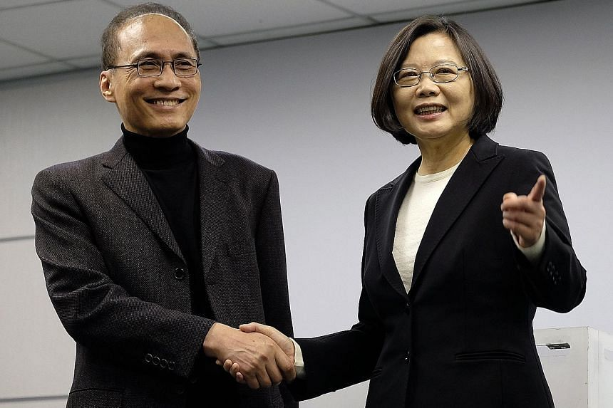 Mr Lin led the finance ministry from 2002 to 2006. He also drafted the economic proposals that helped propel Ms Tsai's DPP to its election victory. She said the full lineup of her first Cabinet will be decided next month.