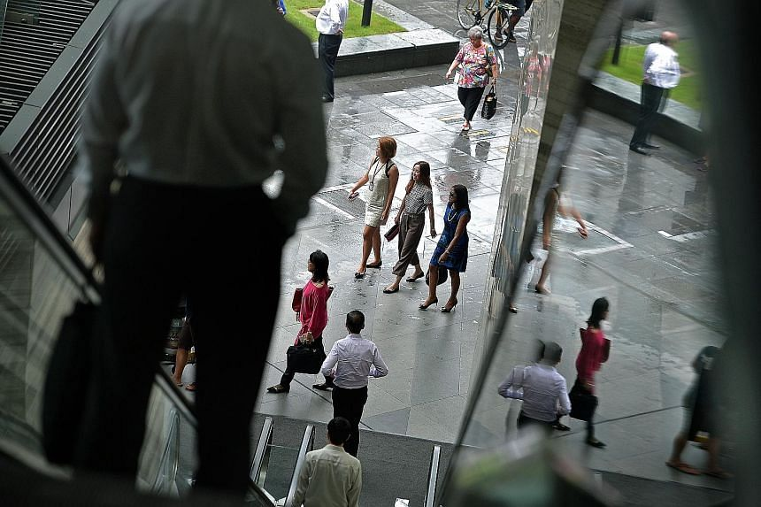 Of the Singaporeans and PRs who lost their jobs last year, more than seven in 10 were professionals, managers, executives and technicians, up from 67 per cent the year before.