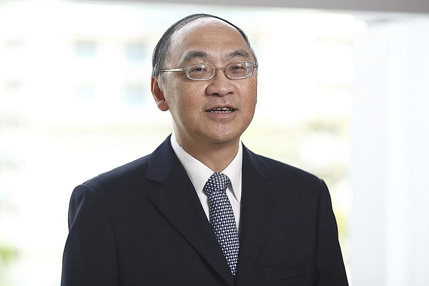 Mr Chan, 63, was permanent secretary in the Ministry of Transport prior to joining SPH as chief executive.