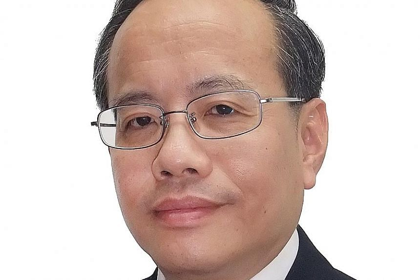 Mr Joseph Tan has been appointed CEO-designate from today and will become CEO of Redas from May 1.