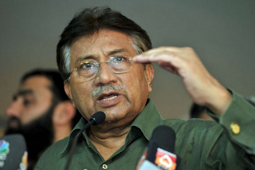 Pakistan's top court ordered the lifting of a travel ban on former leader Pervez Musharraf on March 16, 2016.