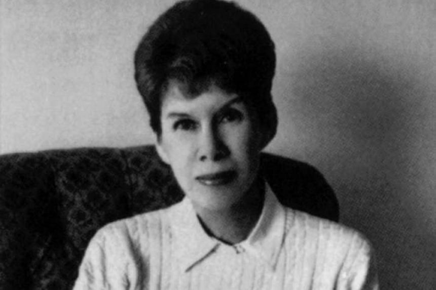 Author Anita Brookner (above) was an academic and began writing fiction at age 53.