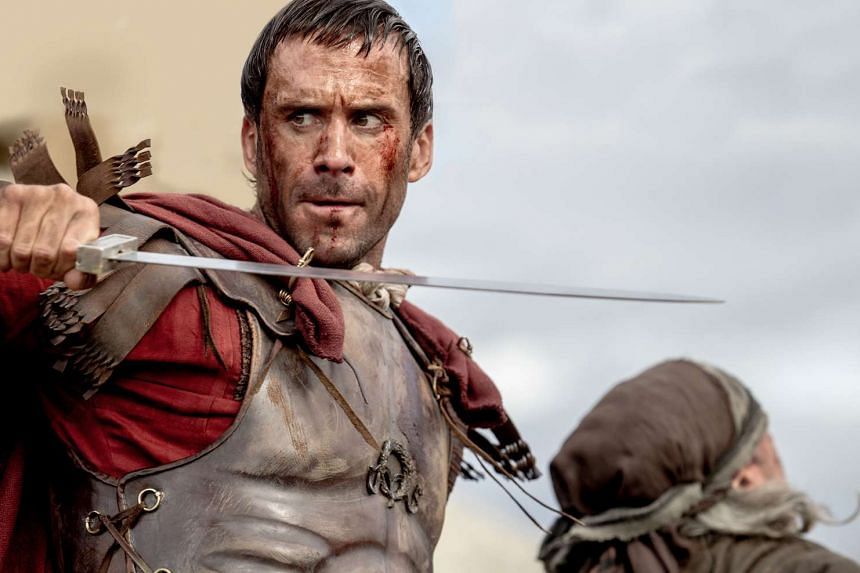 Joseph Fiennes as Roman tribune Clavius in Risen.
