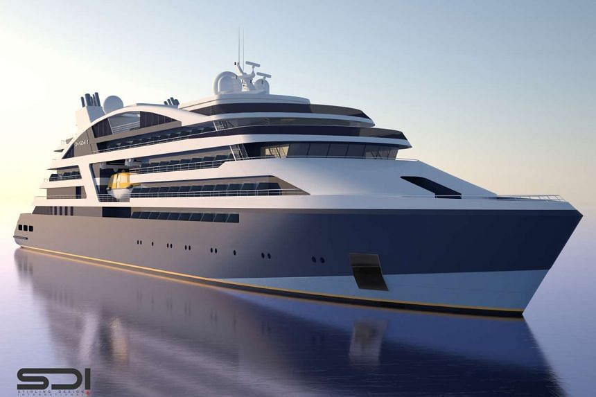 Mainboard-listed Vard Holdings has signed a letter of intent for the construction of four luxury expedition cruise vessels.