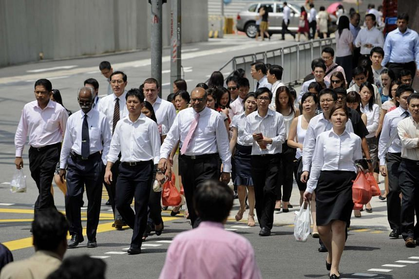 More than 500 professionals, managers and executives sought help for employment in the past year, according to NTUC