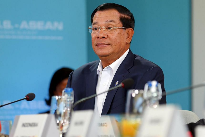 Cambodian Prime Minister Hun Sen announced a reshuffle of his Cabinet on March 17, 2016.