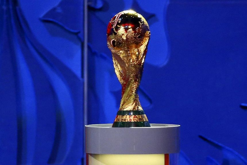 South Africa has denied it paid bribes to Fifa officials for the rights to host the 2010 World Cup.