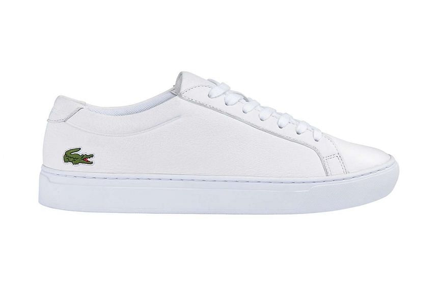 The Lacoste L.12.12 footwear collection