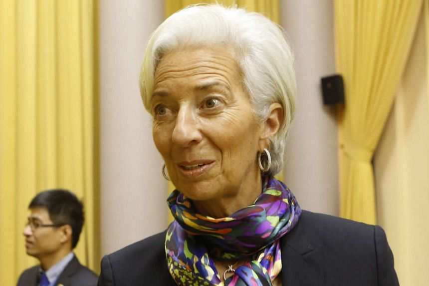 The world economy would be worse off without negative interest rates, said Christine Lagarde.
