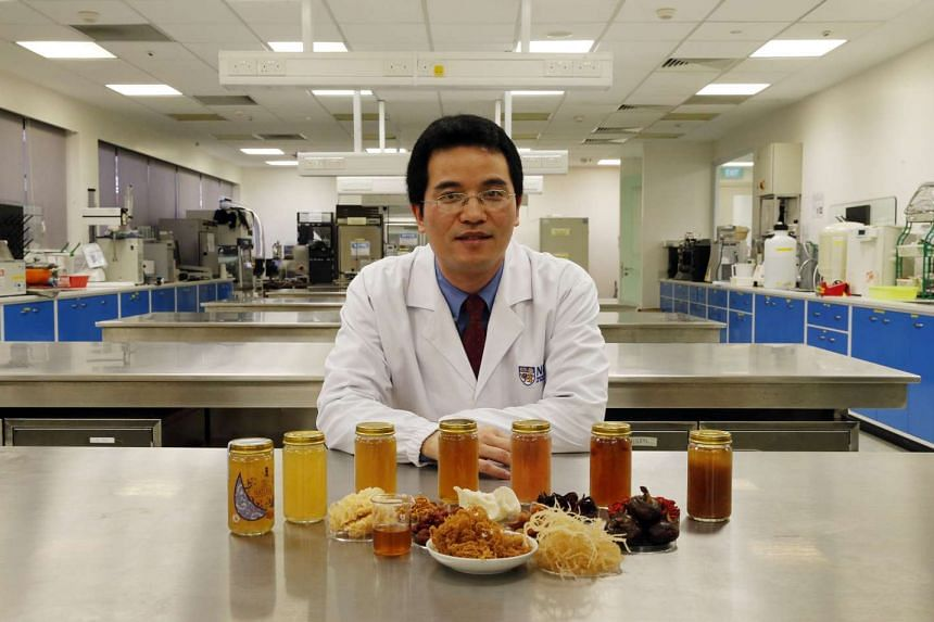 Yang Hongshun, Assistant Professor in the Food Science and Technology Programme at NUS.
