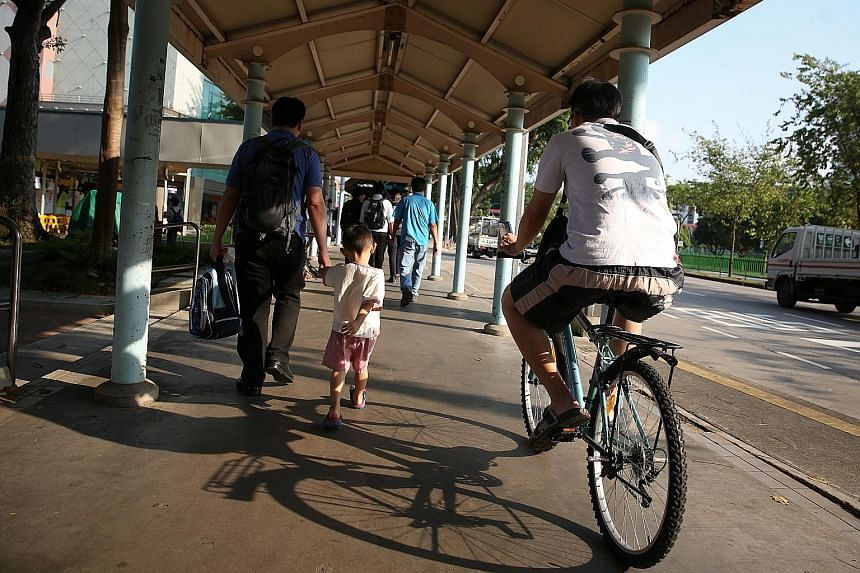 The Active Mobility Advisory Panel has recommended that cyclists and users of personal mobility devices be allowed on footpaths, but the code of conduct it proposes also contains rules such as speed limits - 15kmh on footpaths and 25kmh on cycling an