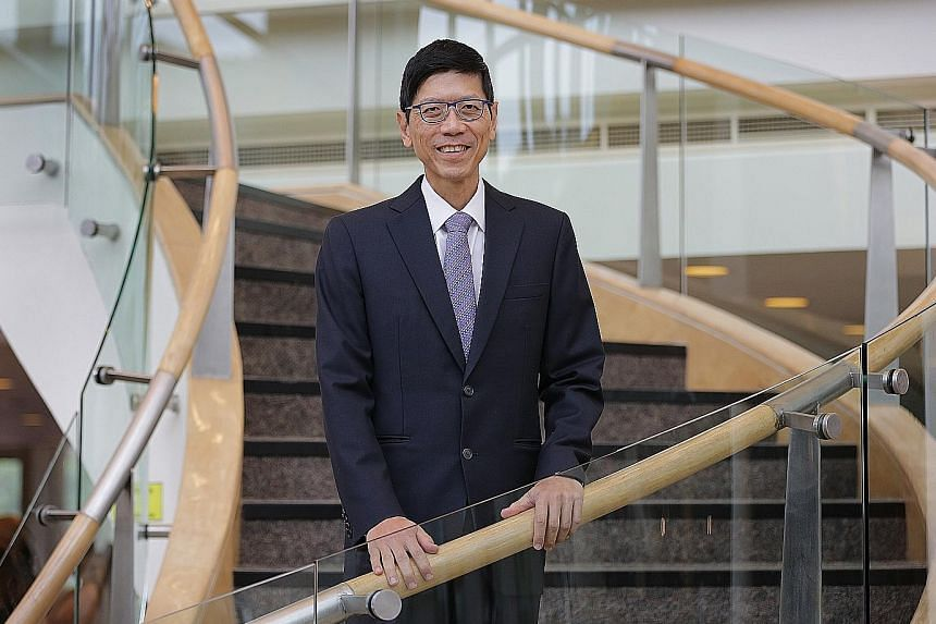 Prof Tan advised an expert panel which has recommended that US$4.5 billion (S$6.1 billion) be set aside each year to strengthen public health systems across the globe.