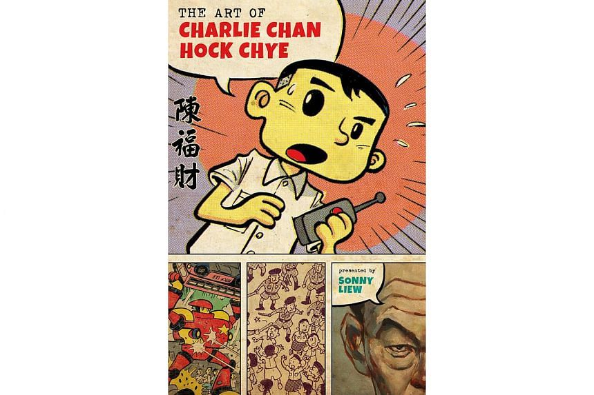 Sonny Liew's The Art Of Charlie Chan Hock Chye has appeared on international bestsellers lists compiled by Amazon and The New York Times.