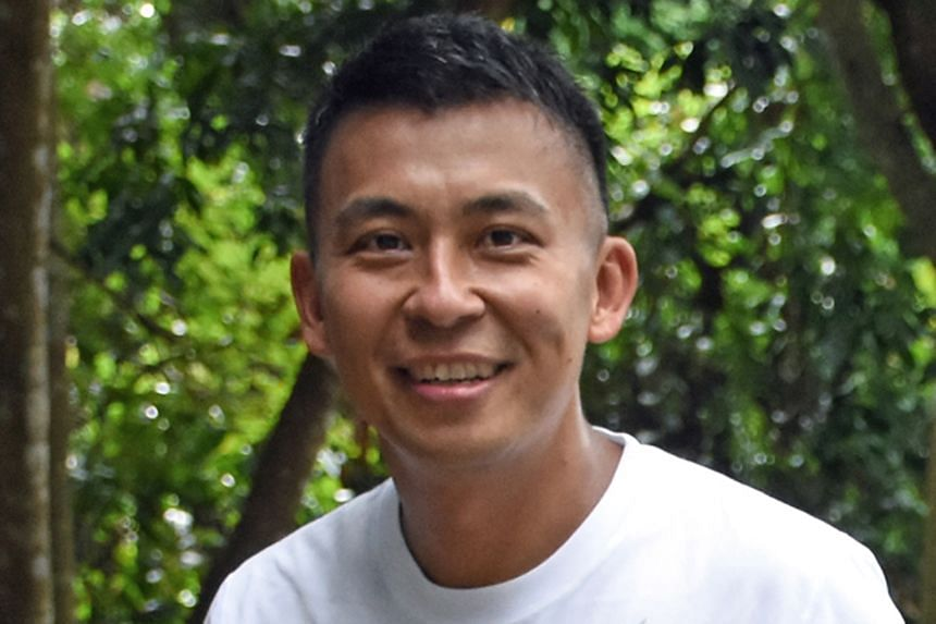 Still going strong after six days, Mr Toh hopes people will support The Straits Times School Pocket Money Fund.