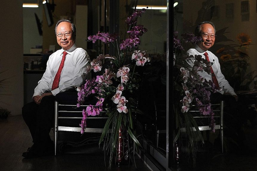 Although friends have asked Dr Tan why he is seeking office for the second time when he could be gardening, playing his ukulele or singing karaoke, he says he believes Singapore's political system could do with change and improvement.